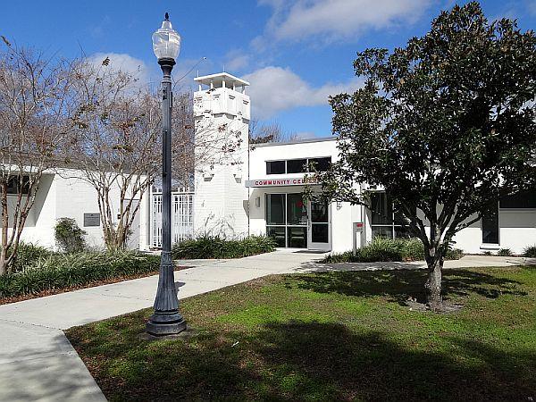 Jessie Brock Community Center Winter Garden Fl City Of